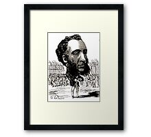 Georges Lafosse Jules Ferry Framed Print
