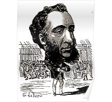 Georges Lafosse Jules Ferry Poster