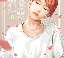 FLOWERING YEARS - SUGA  by auriee