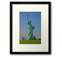 Statue of Liberty at Colmar  Framed Print