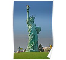 Statue of Liberty at Colmar  Poster