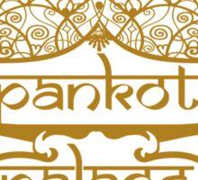 Pankot Palace Sticker