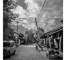 BaiShan (White Mountain) Photographic Print