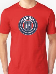 Tardis Coffee T-Shirt