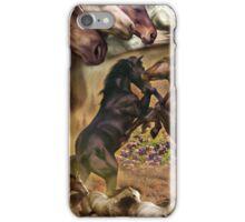Wild Mustangs Iphone Case iPhone Case/Skin