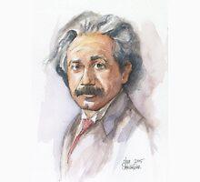 Albert Einstein Portrait Unisex T-Shirt