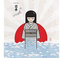 Japan Tsunami 2011 by 73553