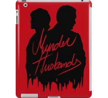 Murder Husbands [Black/Red] iPad Case/Skin