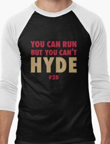 Carlos HYDE Men's Baseball ¾ T-Shirt