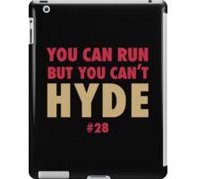 Carlos HYDE iPad Case/Skin