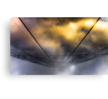 ...and as the rift opens Canvas Print