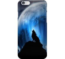 Wolf In The Night Iphone Case iPhone Case/Skin