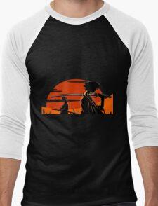 samurai champloo mugen jin anime manga shirt Men's Baseball ¾ T-Shirt