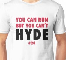 Carlos HYDE w Unisex T-Shirt