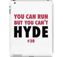 Carlos HYDE w iPad Case/Skin