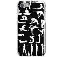 Yoga Position Iphone Case iPhone Case/Skin