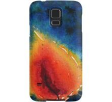 Candle flame Samsung Galaxy Case/Skin