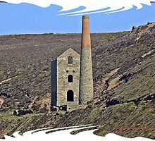 """"""" Cornish Mines"""" by Malcolm Chant"""
