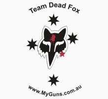 Team Dead Fox by NemesisGear