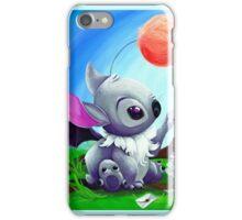 Stitch-Moogle iPhone Case/Skin