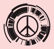 Peace One Piece - Long Sleeve