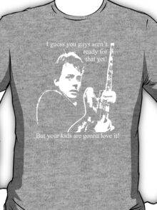 Marty McFly Homage T-Shirt