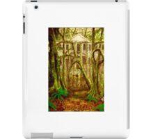Green Mansion iPad Case/Skin