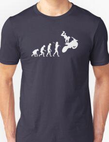 Moto Cross Free Style Evolution Cool T-Shirt