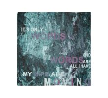 It's Only Words Scarf