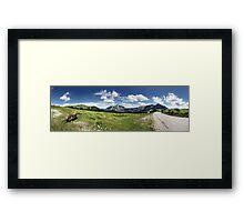 Postalm, Austria Framed Print