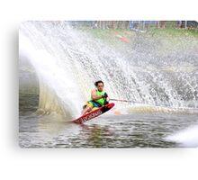 Moomba Masters Water Skiing Canvas Print