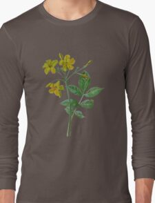 Carolina Jasmine Long Sleeve T-Shirt