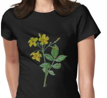 Carolina Jasmine Womens Fitted T-Shirt