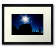 Star adventurer Framed Print