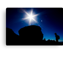 Star adventurer Canvas Print