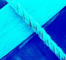 Whitstable Beach Abstract - UK531/11 - www.lizgarnett.com by Liz Garnett