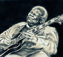 B.B. King by Kathleen Kelly-Thompson