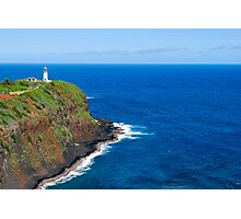 Coastal Lighthouse Photographic Print