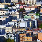 San Francisco Cityscape by Mike Hendren
