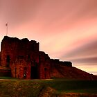 Tynemouth Priory during Sunrise by Harry Purves