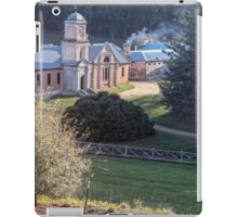 Asylum, Port Arthur, Tasmania, Australia iPad Case/Skin