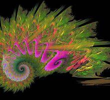 'Spiral Flashback' by Scott Bricker