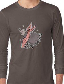 Nichijou - Crow Long Sleeve T-Shirt