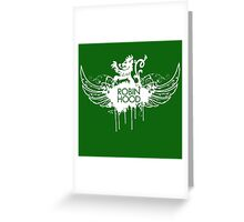 Once Upon a Time - Robin Hood Greeting Card
