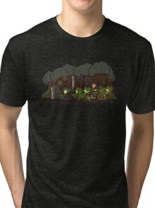 Super Jurassic World Tri-blend T-Shirt