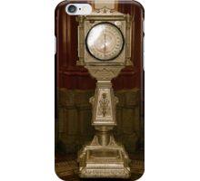 Vintage Weighing Machine iPhone Case/Skin