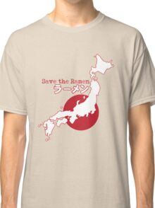 The Ramen Must Flow Classic T-Shirt