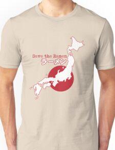 The Ramen Must Flow Unisex T-Shirt