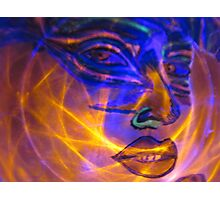 Daughter Of Wildfires and Renewal  Photographic Print