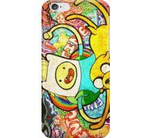Adventure Time full color Iphone Case iPhone Case/Skin